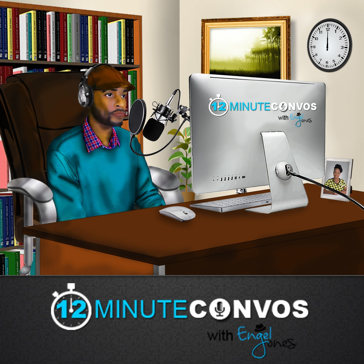Twelve Minute Convos Logo